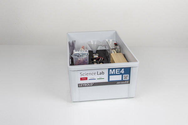 Science Lab Mechanik ME4 (Satz)