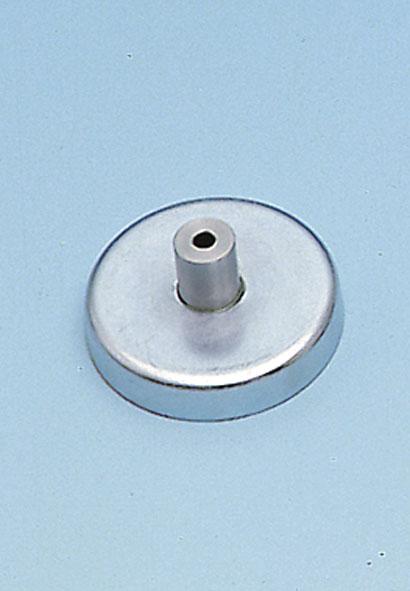 Magnetfuß mit 4-mm-Buchse