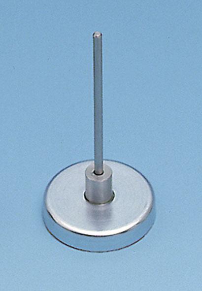 Magnetfuß mit 4-mm-Achse