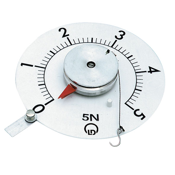 Rundkraftmesser 5 N