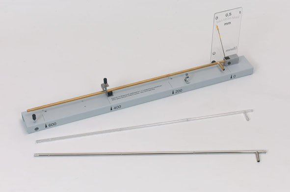 Längenausdehnungsapparat D