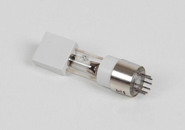 Spektrallampe Cd, ohne äußeren Glaskolben