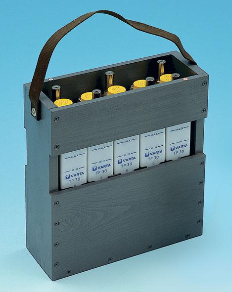Nickel-Cadmium-Akkumulator