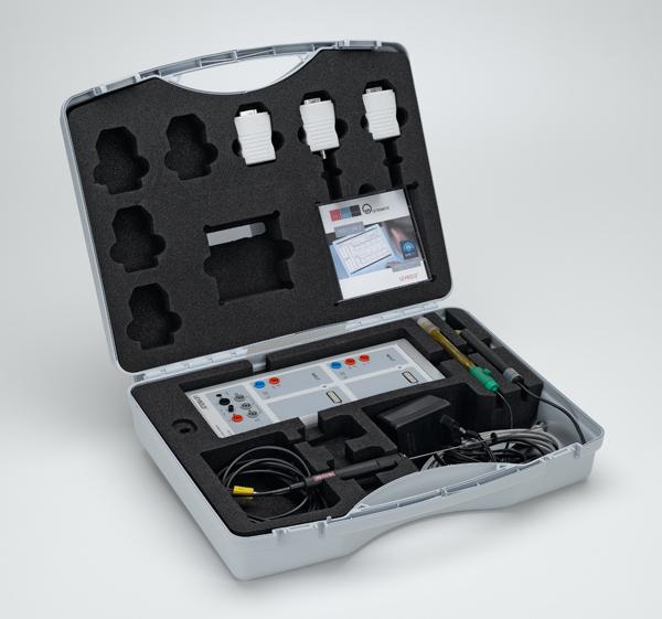 Sensor-CASSY 2 Chemie-Kit