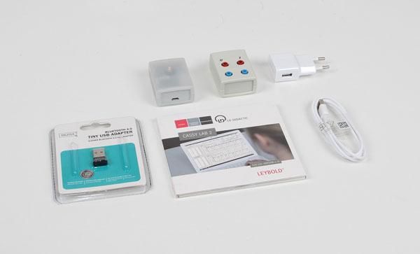 Pocket-CASSY 2 Bluetooth Starter