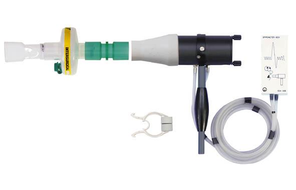 Spirometer-Box