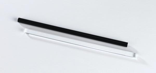 Reibstäbe, PVC und Acrylglas