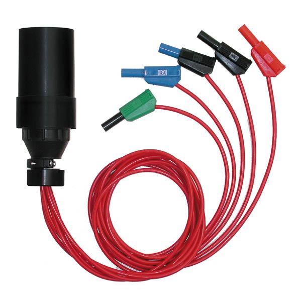 Adapter für LD-Demonstrationsröhren