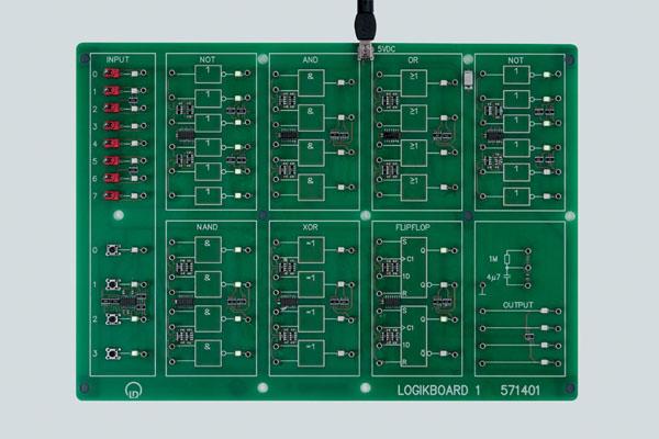 Logikboard 1