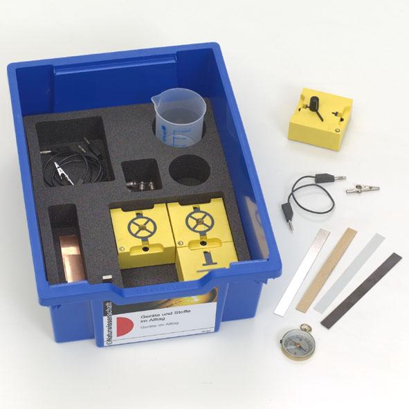 Science Kit Naturwissenschaften: Geräte im Alltag