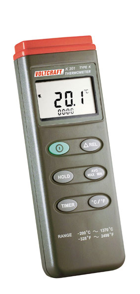 Digitales Thermometer 300K