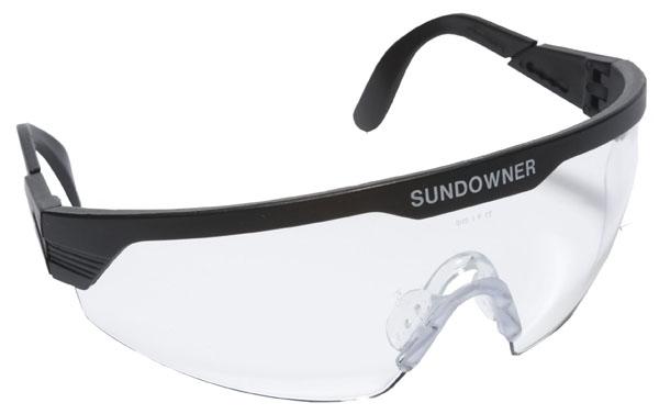Schutzbrille Sundowner