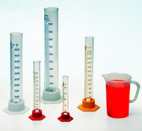 Bestimmung des Volumens von Flüssigkeiten