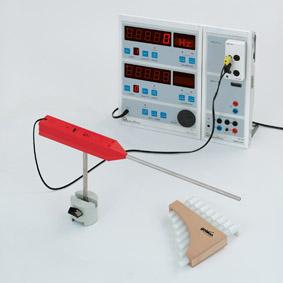 Zusammenhang zwischen Tonhöhe und Frequenz - Messung mit Sensor-CASSY und Display