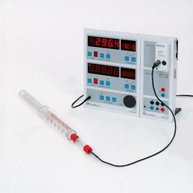 Energieumwandlung bei der Kompression von Luft - Messung mit Sensor-CASSY und Display