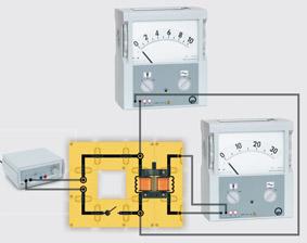 Spannungstransformation - Aufbau mit Leiterbausteinen