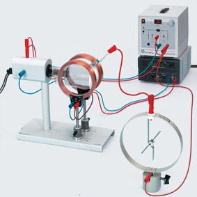 Glühelektrischer Effekt - Perrin-Röhre