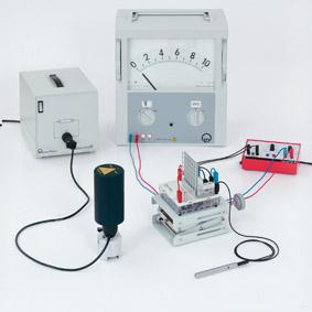 Äußerer lichtelektrischer Effekt - Elektrometerverstärker