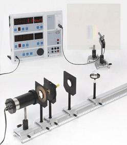 Infrarotstrahlung im kontinuierlichem Spektrum - Nachweis mit IR-Sensor