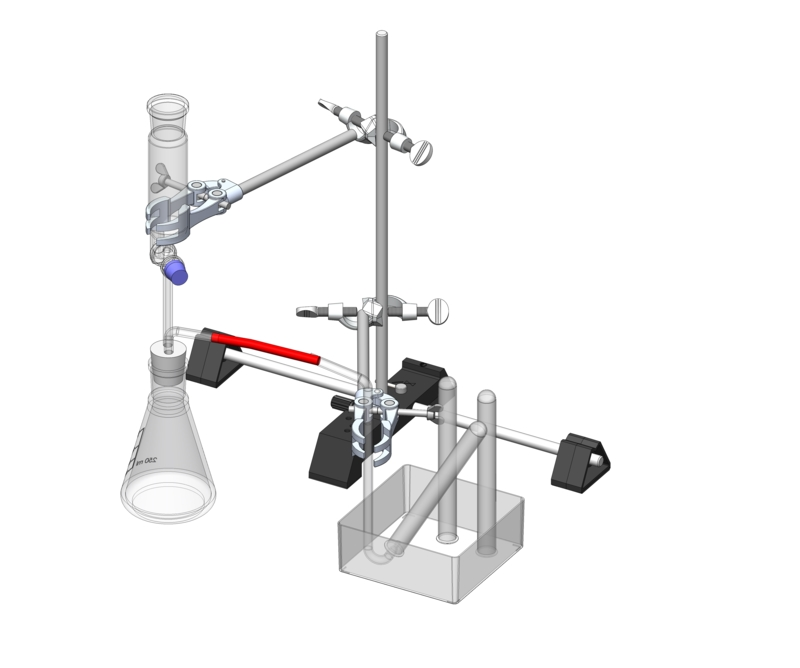 Sauerstoff - Darstellung, Nachweis und Eigenschaften