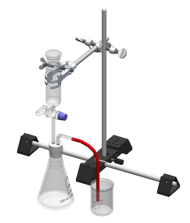 Kohlenstoffdioxid - Darstellung, Nachweis und Eigenschaften