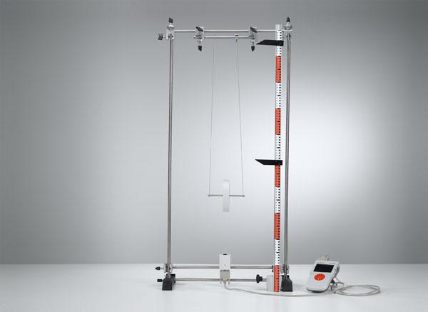 Maxwellsches Rad - Aufzeichnung und Auswertung mit Ultraschallsensor