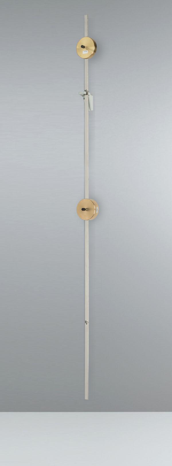 Bestimmung der Erdbeschleunigung mit einem Reversionspendel