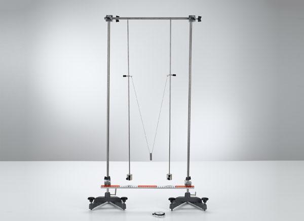 Gekoppelte Pendel - Messung mit der Handstoppuhr