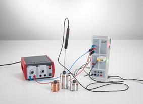 Umwandlung von elektrischer Energie in Wärmeenergie - Messung mit CASSY