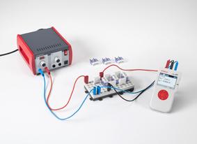 Strom- und Spannungsmessung an parallel und in Reihe geschalteten Widerständen