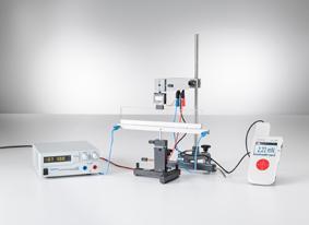 Grundlegende Messungen zur elektrodynamischen Amperedefinition