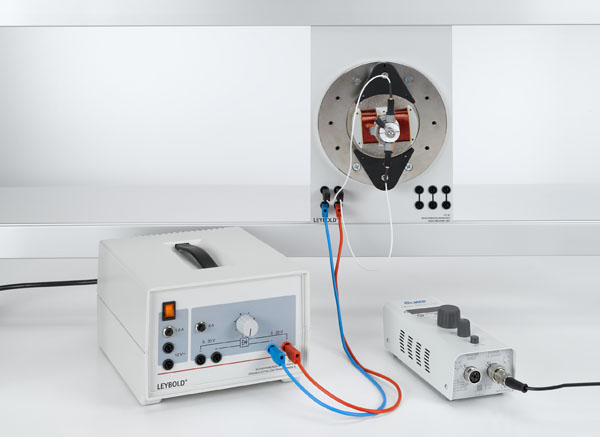 Untersuchungen am Gleichstrommotor mit Zweipolrotor