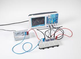 Bestimmung des kapazitiven Widerstandes eines Kondensators im Wechselstromkreis