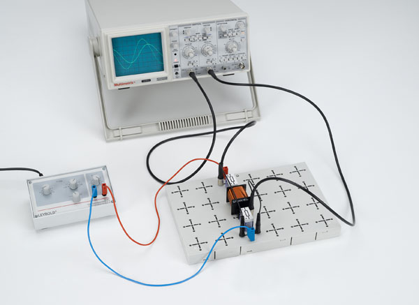 Bestimmung des Wechselstromwiderstandes in Stromkreisen mit Spulen und ohmschen Widerständen