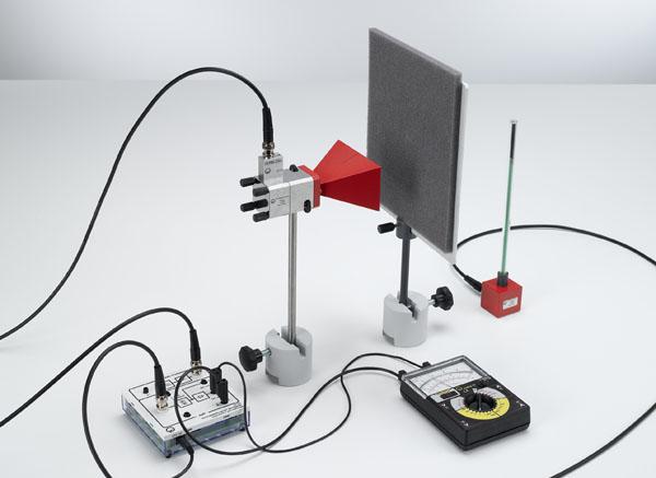Absorption von Mikrowellen
