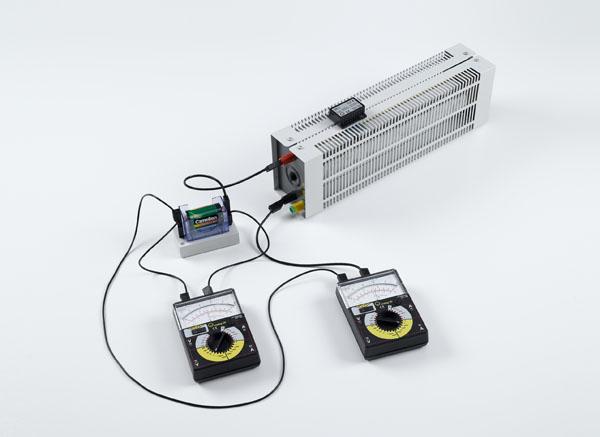 Bestimmung des Innenwiderstandes einer Batterie