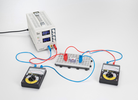 Aufnahme der Strom-Spannungs-Kennlinie eines Varistors