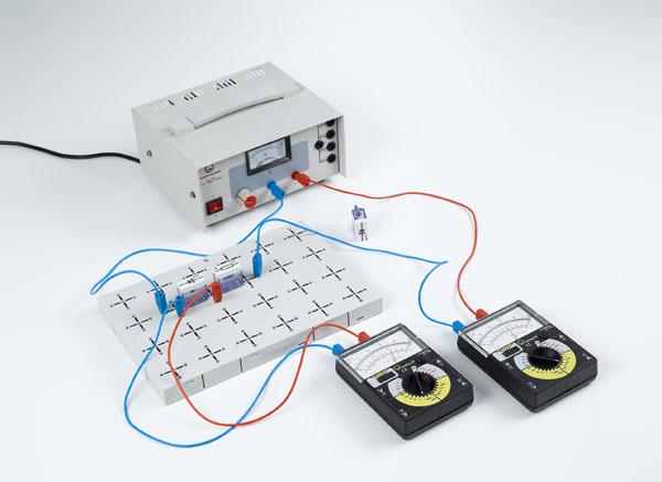 Aufzeichnung der Strom-Spannungs-Kennlinien von Dioden