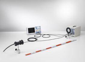 Bestimmung der Lichtgeschwindigkeit mit einem periodischen Lichtsignal auf einer kurzen Messstrecke