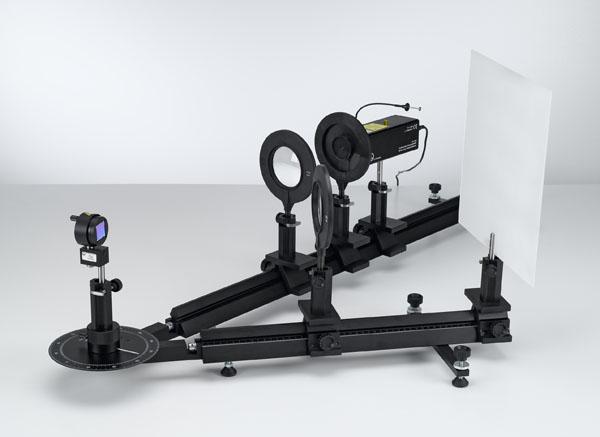 Bestimmung der Gitterkonstanten des Holographischen Gitters mit einem He-Ne-Laser