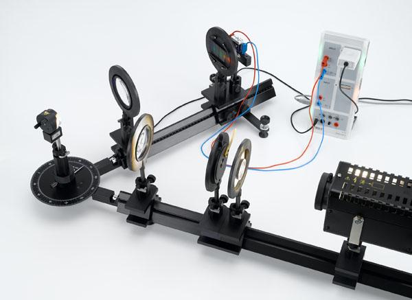 Untersuchung des Spektrums einer Xenon-Leuchte mit einem Holographischen Gitter
