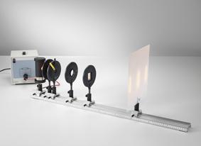 Darstellung der Linienspektren von Edelgasen und Metalldämpfen
