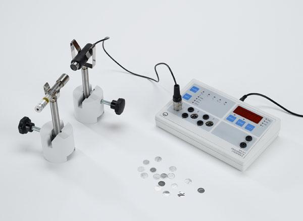 Schwächung von β-Strahlung beim Durchgang durch Materie