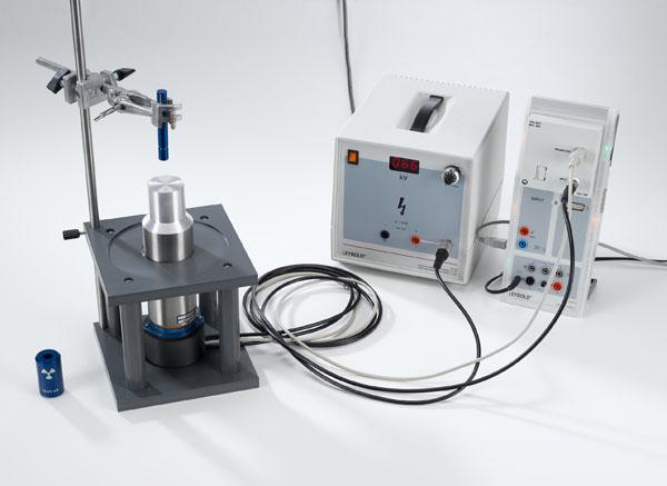 Aufnahme und Kalibrierung eines γ-Spektrums