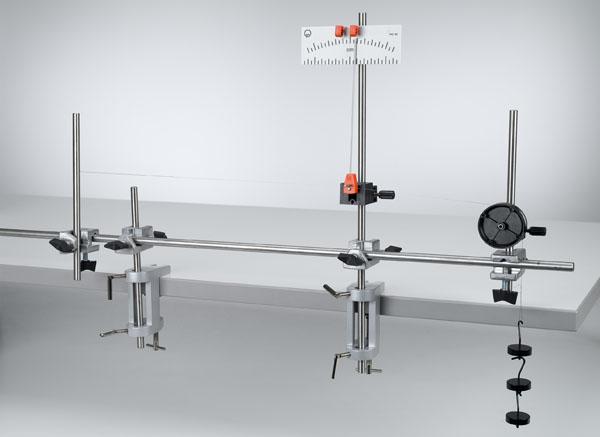 Untersuchung der elastischen und plastischen Dehnung von Metalldrähten