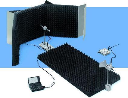 Schülerexperimente zur Antennentechnik