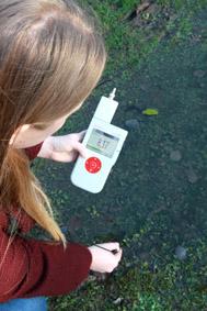 Bestimmung des pH-Wertes von Gewässern