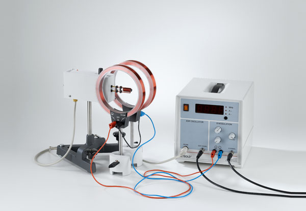 Elektronenspinresonanz an DPPH