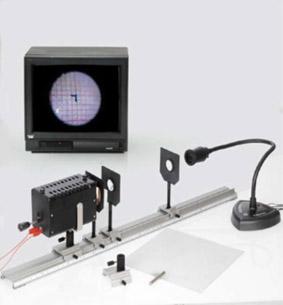 Aufbau und Bildentstehung am Mikroskop