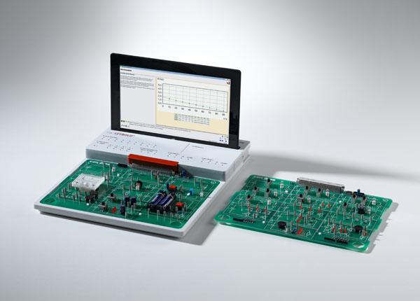 COM3LAB-Multimedia: Grundlagen der Elektrotechnik